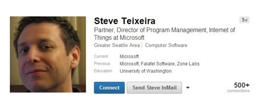 微软发力物联网:能否分的一杯羹?