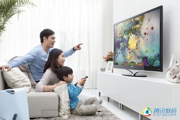 智能电视的下一站:游戏电视?
