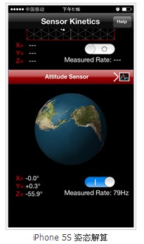 iPhone 5S传感器检测 土豪价格土豪品质