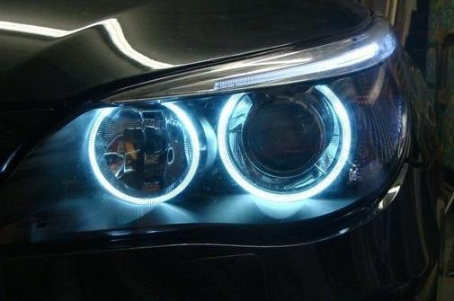 如何修复汽车led刹车灯?