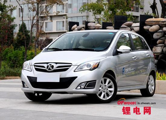 中国电动车配套还需完善 核心技术尚要突破
