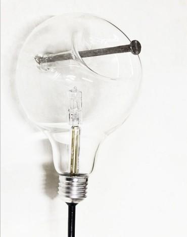 家里电灯泡接线图