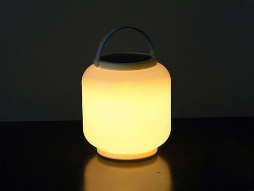 """日本""""戀愛""""北歐:精美太陽能LED燈做信物"""