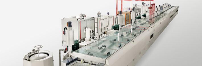 manz的印刷电路板生产设备-水平除胶渣化学铜处理