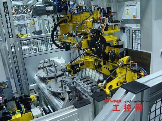 工业自动化生产