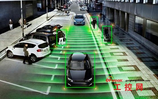 自动化无人驾驶 高清图片