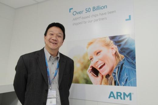 ARM:500亿台物联网 64位、多核架构并重