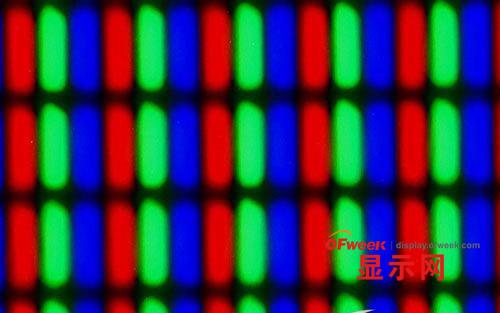 TN面板液晶排列