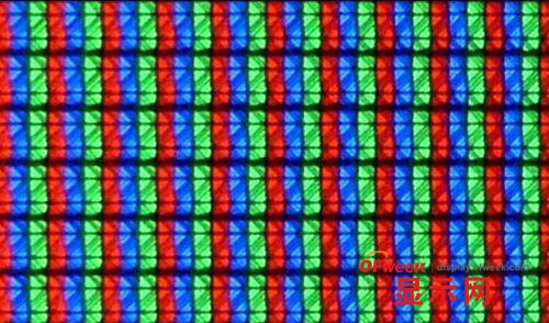 MVA面板液晶排列