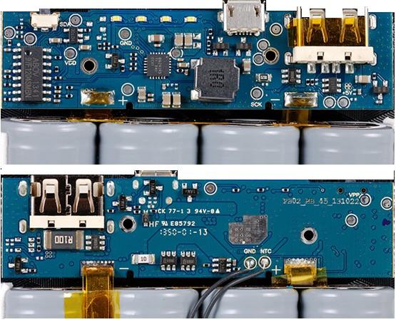 小米移动电源技术方案深度剖析