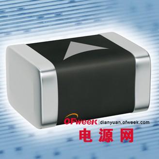 紧凑的超薄压敏电阻,实现最佳ESD保护