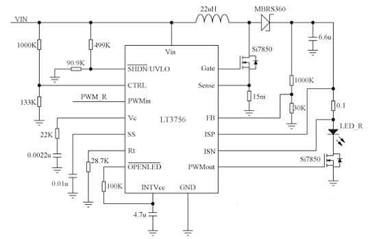 图5led驱动电路