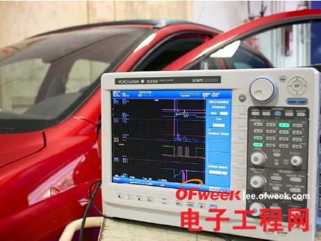 汽车电子技术之测试混合动力发动机技术