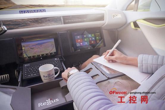 未来无人驾驶汽车的商业前景无疑是巨大的.麦肯锡预测,无人