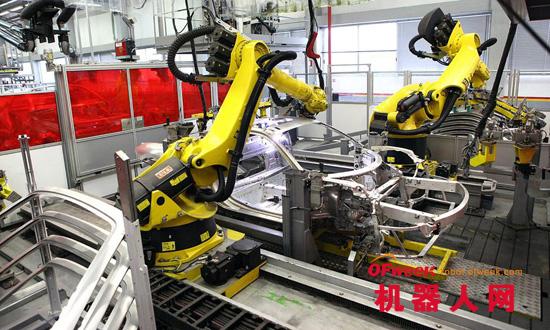 国家政策支持 机器人发展热潮即将掀起