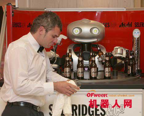 是福是祸:2040年机器人将接替人的工作和职位