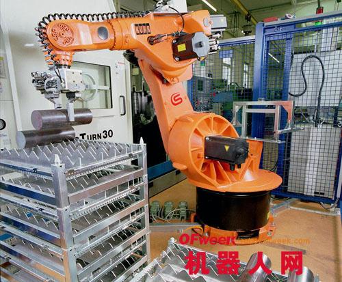 工业机器人迎快速发展黄金十年