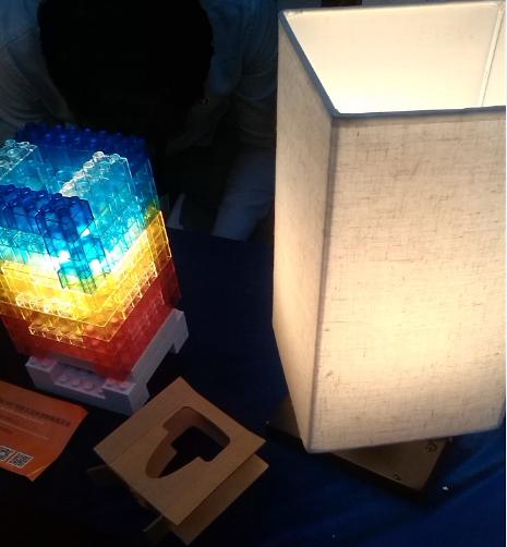 盘点Maker Faire上那些好玩的智能家居