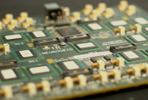 超级芯片电路板Neurogrid问世 比现有电脑快9000倍