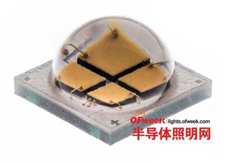 科锐新款XLamp® XM-L2 EasyWhite® LED实现38%性能提升