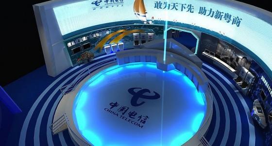 中国电信公布2014年5月运营数据