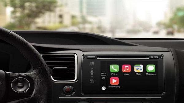 苹果 微软和谷歌陆续发布了各自的车载系统