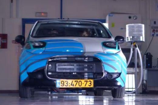 铝空气电池可使汽车续航3000公里
