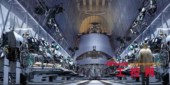 走进自动化时代的高级阶段——未来工厂