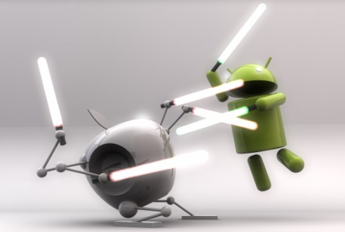 Android vs.iPhone:从云技术说起