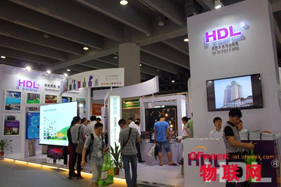 HDL携对款新品亮相光亚展