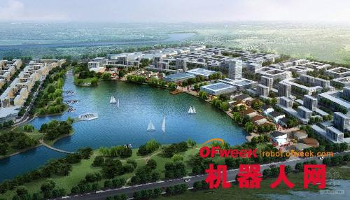 首发:青岛高新区机器人产业发展规划出炉