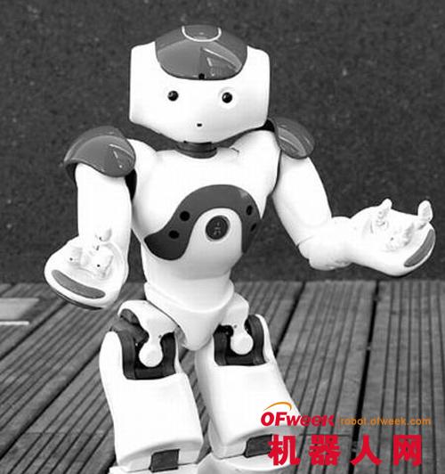 最具可爱的幽默机器人