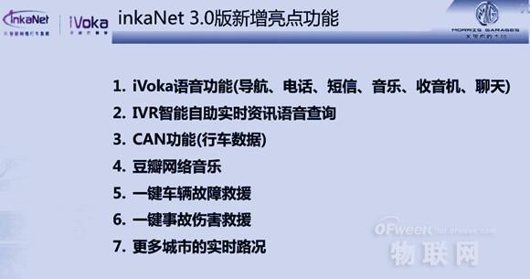 InkaNet智能行车系统