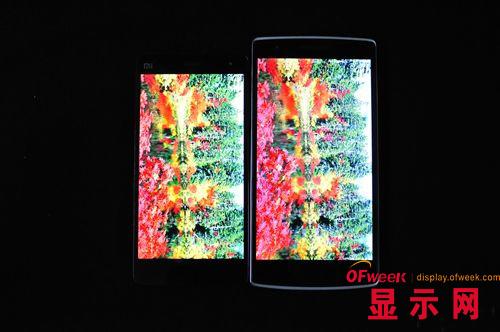 小米4发布 荣耀6、一加屏幕对比详述