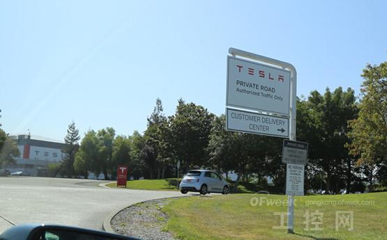 特斯拉美国工厂