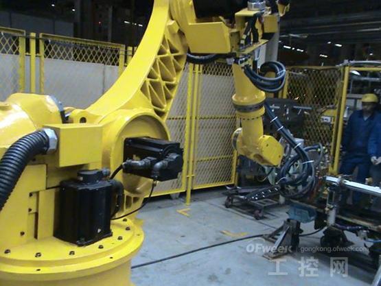 十大机器人上市公司