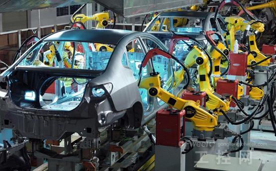韩国工业机器人