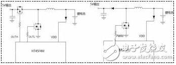 结合IC设计和通用MCU实现同步Boost移动电源