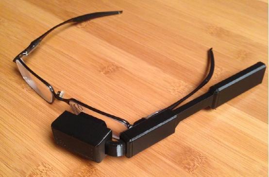 DIY智能眼镜:100美元轻松搞定(图)