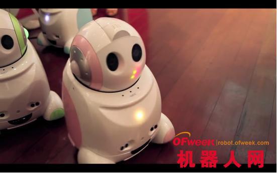 世界上最呆萌的八大机器人赏析