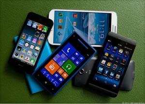 未来5年智能手机充电产生的温室气体排放量将翻番