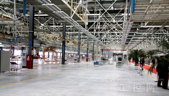 奇瑞汽车巴西工厂