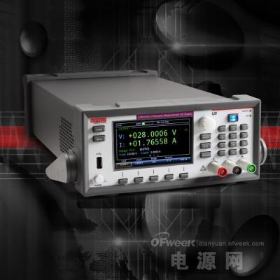 吉时利推出可编程直流电源:提供更高的精度、速度和灵敏度