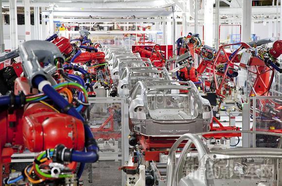特斯拉工厂秘辛:文化、空间与机器人