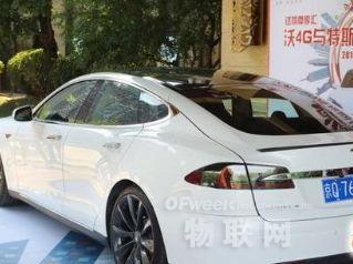 中国联通与特斯拉联姻 百个营业厅将建充电桩