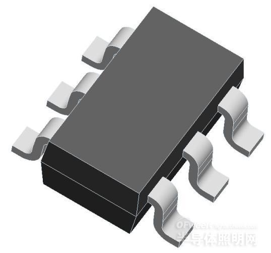 英飞特宣布推出外置MOSFET纹波抑制控制芯片INV1221