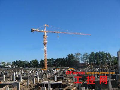 2014年中国十大塔吊企业排行榜如下