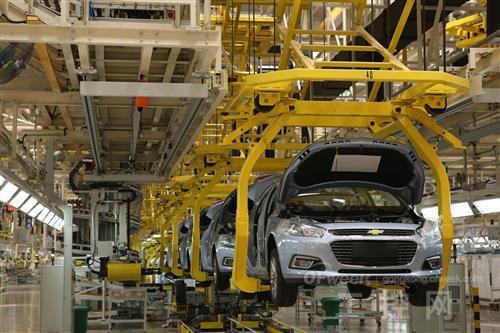 上海通用北盛汽车工厂