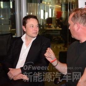 Elon Musk:特斯拉续航或将增至800公里