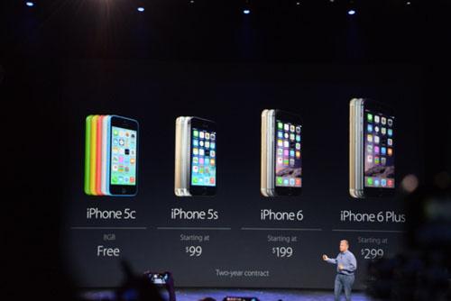 """iphone6发布之后:苹果""""蔫""""了全息手机火了"""